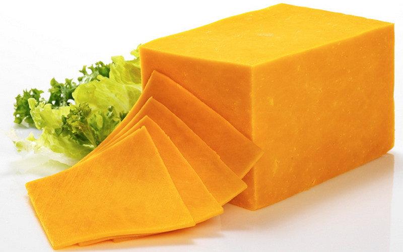 добавка сыр для бургера 1шт