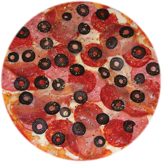 """Пицца """"4-мяса"""""""