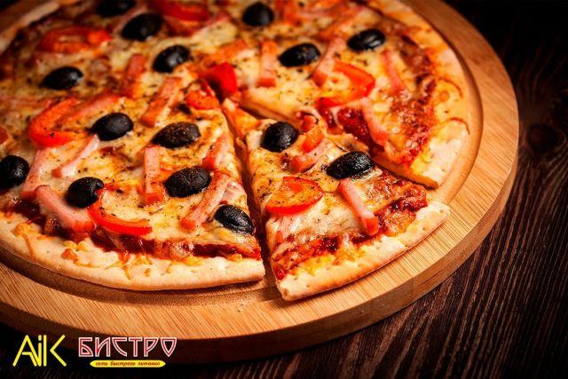 """Пицца """"Карбоне"""""""
