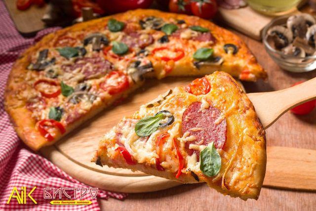 """Пицца """"По-итальянски"""""""