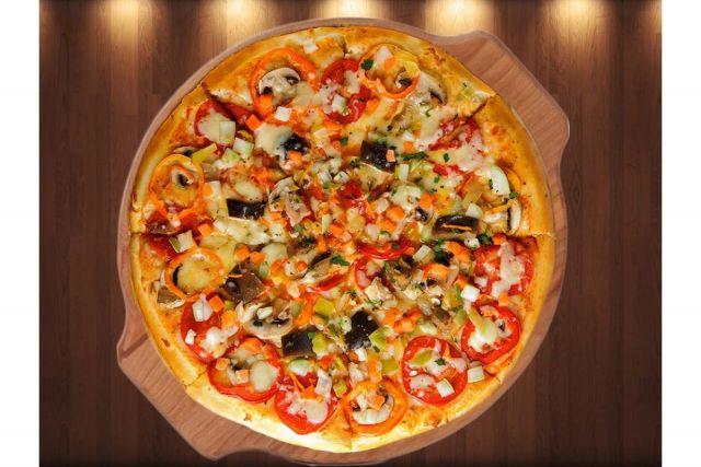 """пицца """"Вегетариано"""""""