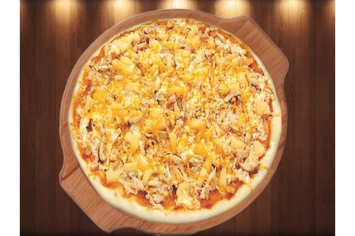 """пицца """"Гавайская с курицей"""""""