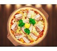 "пицца ""Карбонара"""