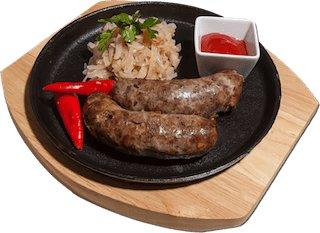Колбаски Альпийские