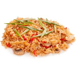 Рис с совощами
