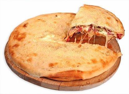 Пицца Деревенская закрытая