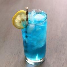 Голубая лагуна 0.5 л.