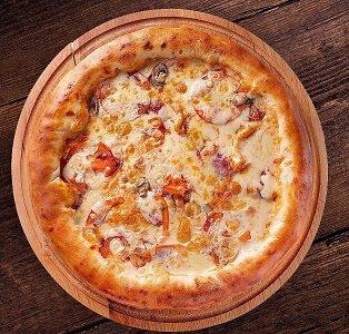 Пицца Техасская (с бортом)