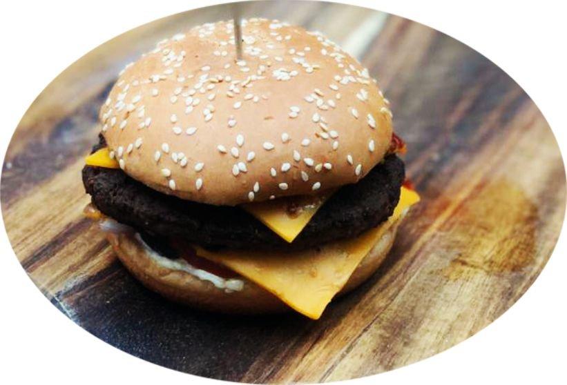 Бургер 007+