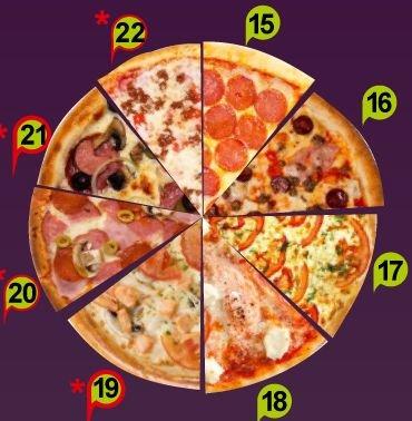 пицца с сардельками халяль (20)