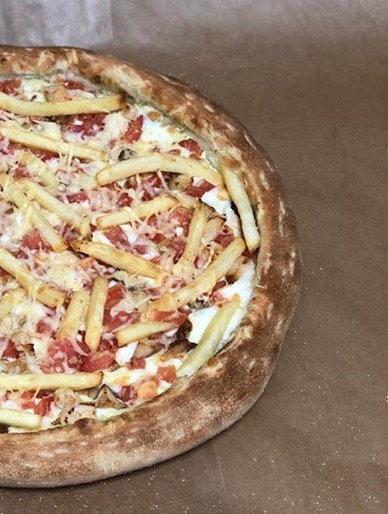 Половинка пиццы Фри