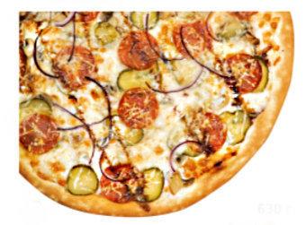 Половинка пиццы Венеция