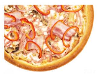 Половинка пиццы Барбекю