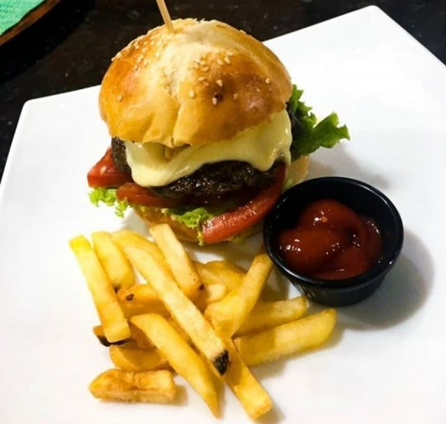 Camino бургер