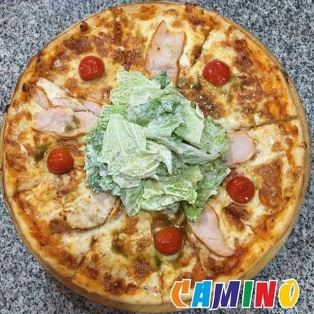 Пицца Цезарь Гай