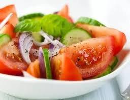 Салат из овощей (майонез/подсолнечное масло)