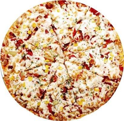 Пицца Дикая курица