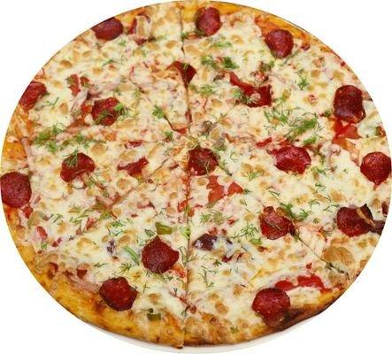 Пицца ОСТрый Джонни