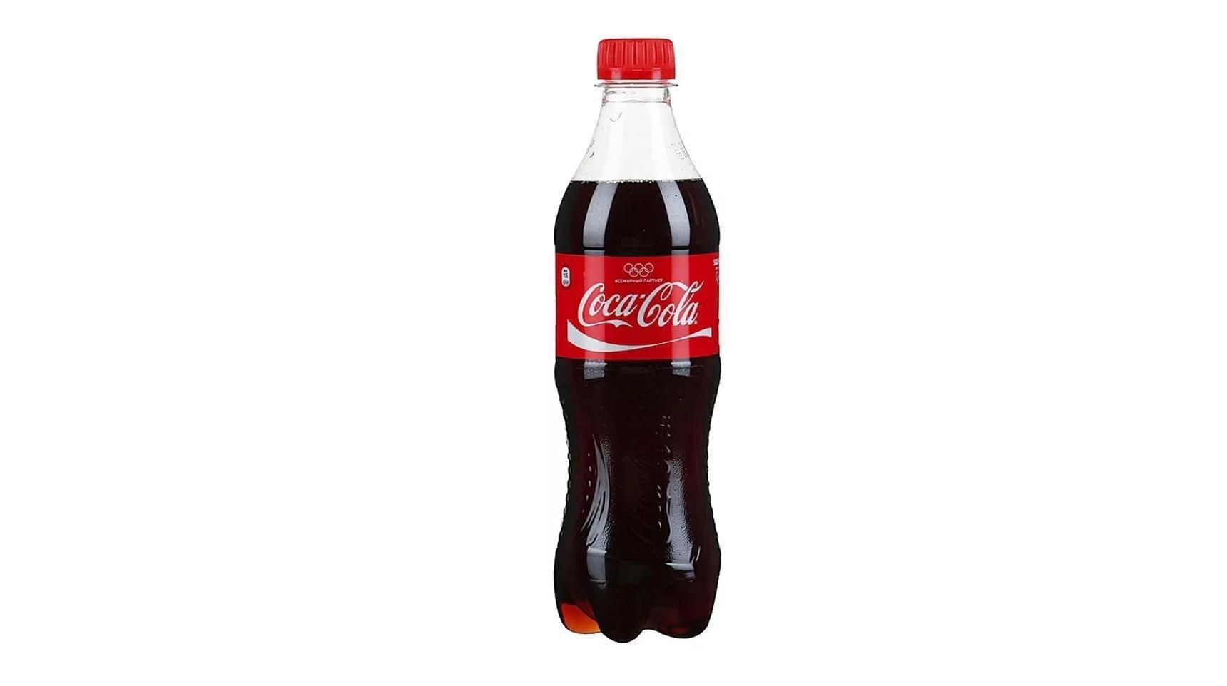 Кока-кола 0,5л