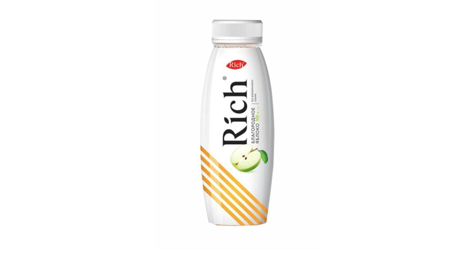 Сок Rich яблоко 0,3л